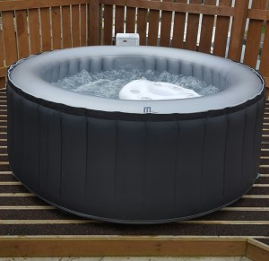 Ness hot tub hire Inverness